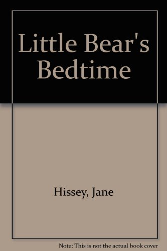 9780679841760: LITTLE BEAR'S BEDTIME