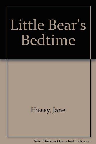 9780679841760: LITTLE BEAR'S BEDTIME
