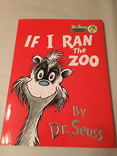 If I Ran the Zoo: Dr Seuss