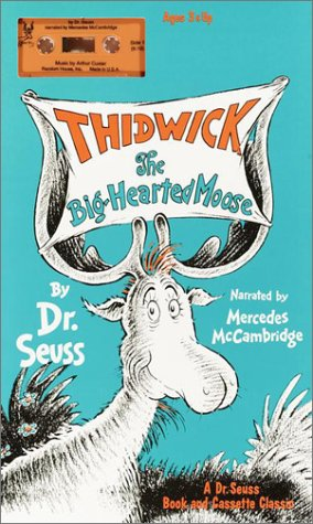 Thidwick the Big-Hearted Moose (Classic Seuss) (9780679843382) by Seuss, Dr.