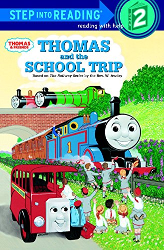 9780679843658: Thomas and the School Trip (I Can Read It All By Myself Beginner Books)