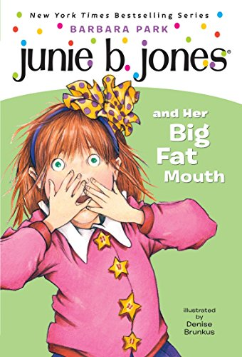 9780679844075: Junie B. Jones and Her Big Fat Mouth