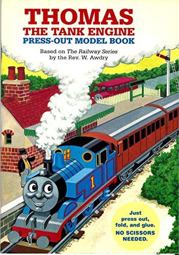 9780679844662: THOMAS THE TANK ENGINE PRESS-O