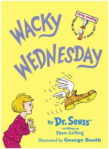 Wacky Wednesday: Theo. LeSieg