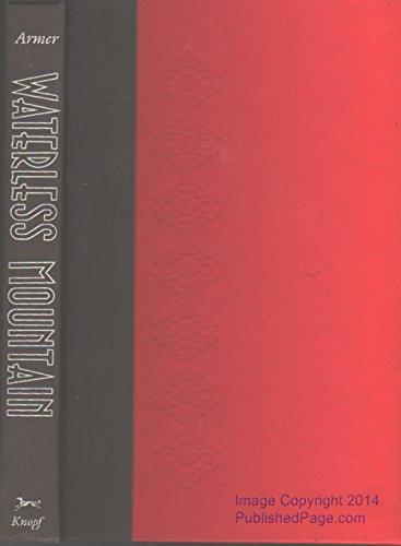 9780679845027: WATERLESS MOUNTAIN