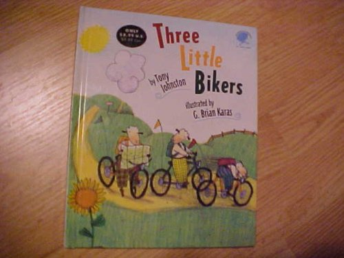 9780679847014: THREE LITTLE BIKERS (An Umbrella Book)