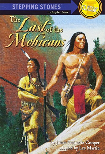 9780679847069: The Last of the Mohicans (A Stepping Stone Book)