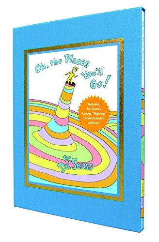 9780679847366: Oh, the Places You'll Go! Deluxe Edition (Classic Seuss)