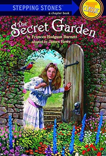 The Secret Garden (A Stepping Stone Book(TM)): Frances Hodgson Burnett