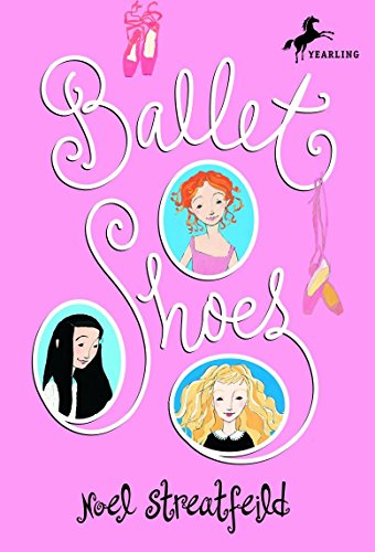 Ballet Shoes 9780679847595 In the tradition of Frances Hodgson Burnett's The Little Princess come Noel Streatfeild's tales of triumph. In this story, three orphan girls vow to make a name for themselves and find their own special talents. With hard work, fame just may be in the stars! Originally published in 1937.
