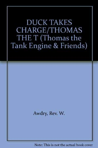 9780679847632: DUCK TAKES CHARGE/THOMAS THE T (Thomas the Tank Engine & Friends)