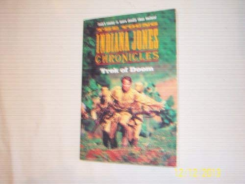 TREK OF DOOM (YOUNG INDIANA JONES CHRONICLES): Les Martin