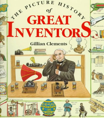 9780679847878: The Picture History of Great Inventors
