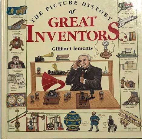 9780679847885: PICTURE HISTORY OF GREAT INVEN