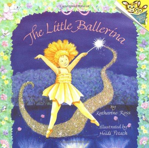 9780679849155: The Little Ballerina (Pictureback(R))