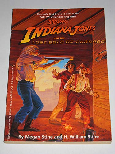 9780679849261: YOUNG INDIANA JONES and the LOST GOLD OF DURANGO
