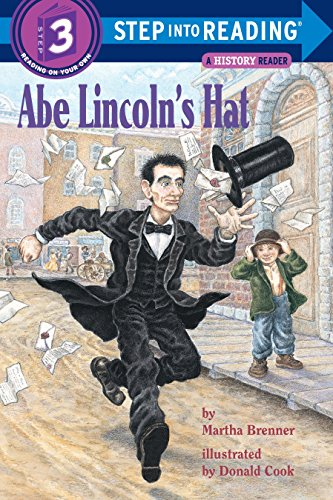 9780679849773: Abe Lincoln's Hat (Step into Reading)