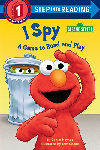 9780679849797: I Spy: A Game to Read and Play (Step into Reading, Step 1, paper)