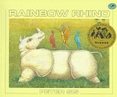 9780679850052: Rainbow Rhino (Dragonfly Books)