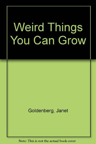 9780679852988: Weird Things You Can Grow