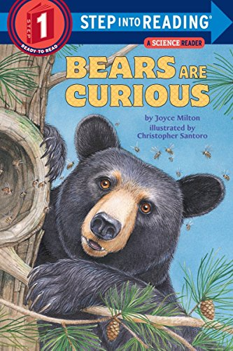 9780679853015: Bears Are Curious (Step-Into-Reading, Step 2)