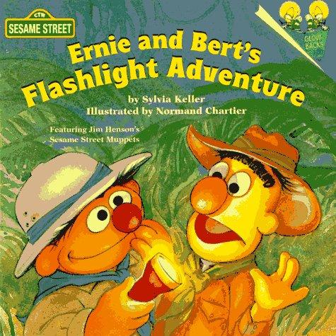9780679853022: Ernie and Bert's Flashlight Adventure (Sesame Street)
