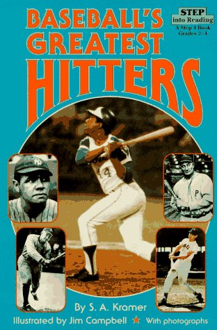 9780679853077: Baseball's Greatest Hitters (Step into Reading)