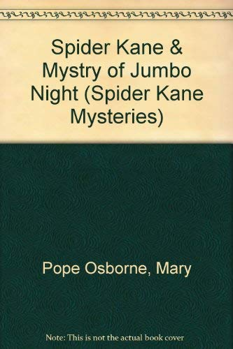 9780679853930: Spider Kane & the Mystery at J