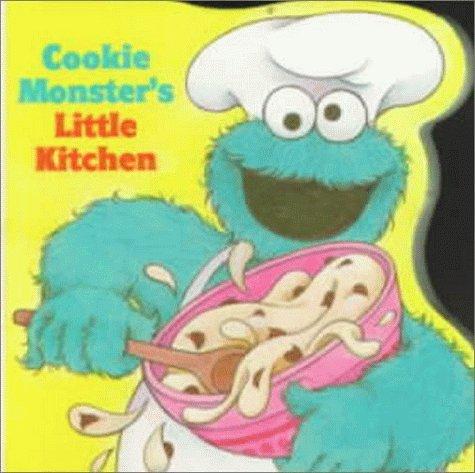 9780679854562: Cookie Monster's Little Kitchen