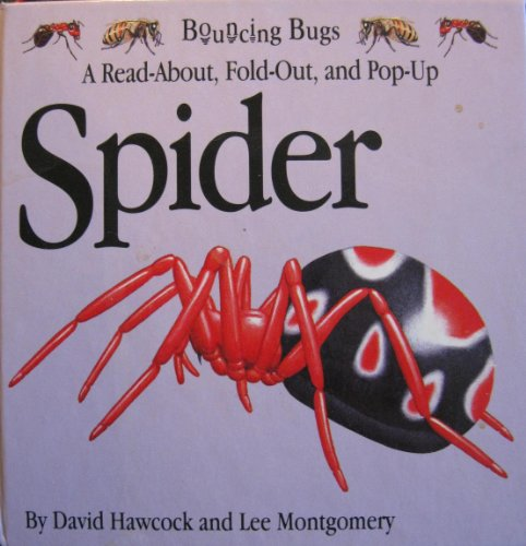 9780679854715: SPIDER (Bouncing Bugs)