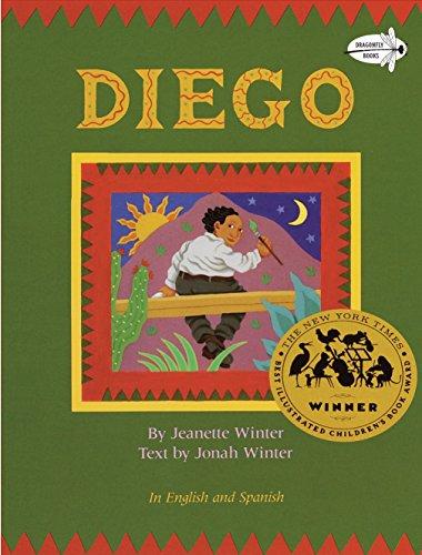 9780679856177: Diego (Reading Rainbow)