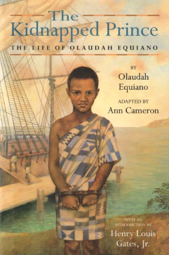 9780679856191: The Kidnapped Prince: The Life of Olaudah Equiano