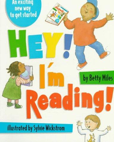 9780679856443: Hey! I'm Reading!
