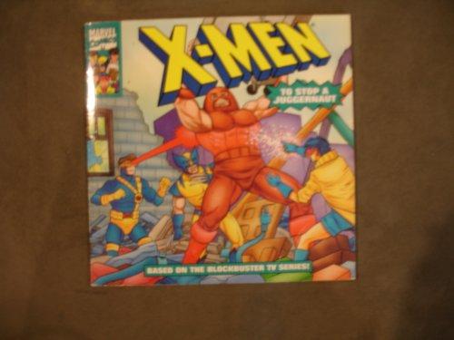 X-MEN: To Stop A Juggernaut (9780679857099) by Gray Morrow