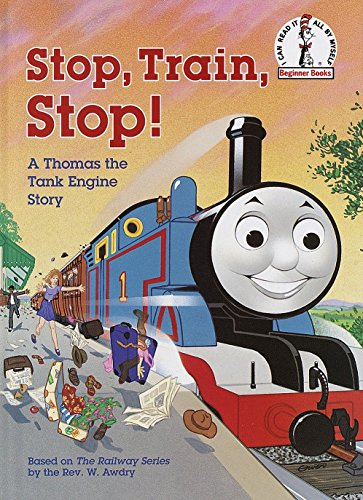 9780679858065: Stop, Train, Stop! a Thomas the Tank Engine Story (Thomas & Friends) (Beginner Books(R))