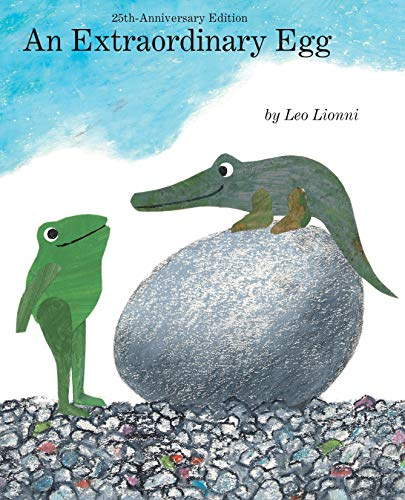 An Extraordinary Egg - 1st Edition/1st Printing: Lionni, Leo