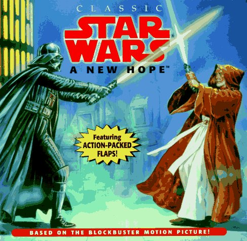 9780679858546: Star Wars: A New Hope (Flap Books)