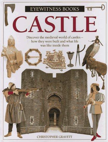 9780679860006: Castle (Eyewitness Books)