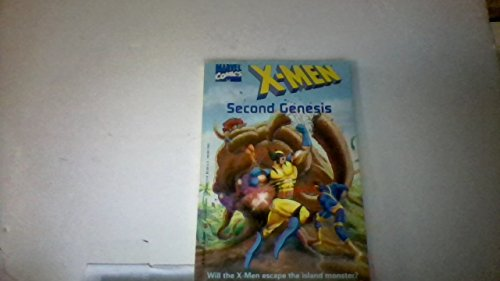 9780679860129: Second Genesis-Marvel Comics X-Men