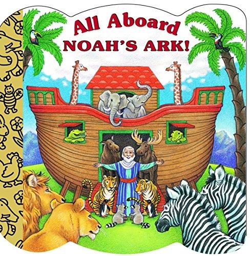 All Aboard Noah's Ark! (A Chunky Book(R)): Mary Josephs, Katy Bratun
