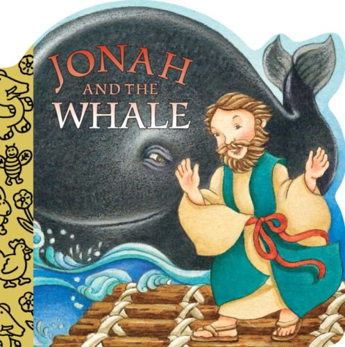Jonah and the Whale (A Chunky Book(R)) (9780679861409) by Josephs, Mary