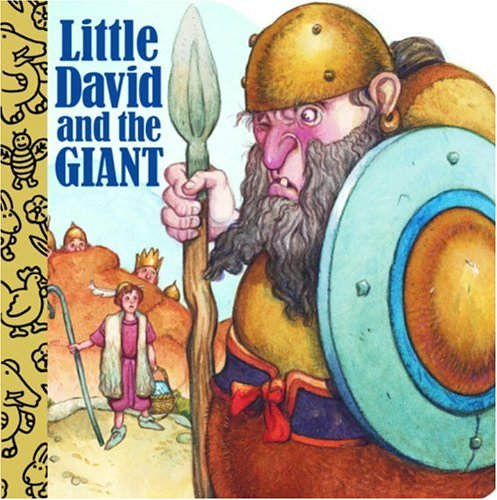 Little David and the Giant (A Chunky Book(R)) (9780679861416) by Josephs, Mary