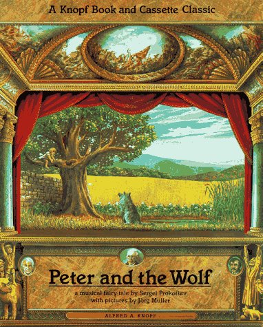 9780679861560: Peter and the Wolf