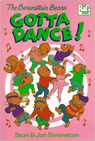 9780679861614: The Berenstain Bears Gotta Dance! (Big Chapter Books)