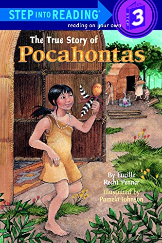 9780679861669: The True Story of Pocahontas (Step into Reading)