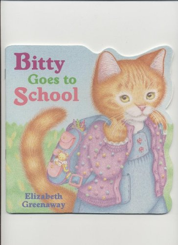 9780679861829: BITTY GOES TO SCHOOL (Pictureback Shapes)
