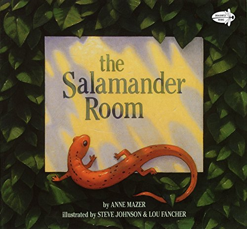 9780679861874: The Salamander Room (Dragonfly Books)