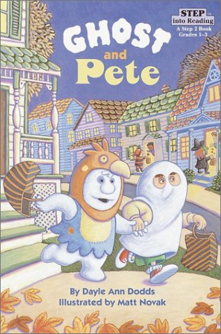9780679861997: Ghost and Pete (Step into Reading, Step 2, paper)