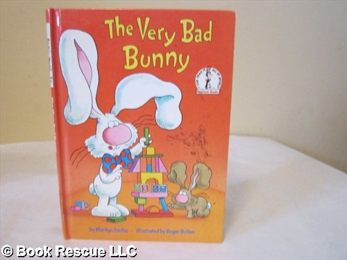 9780679862154: Very Bad Bunny-Premium Edition