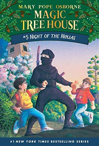 9780679863717: Night of the Ninjas (The magic tree house)